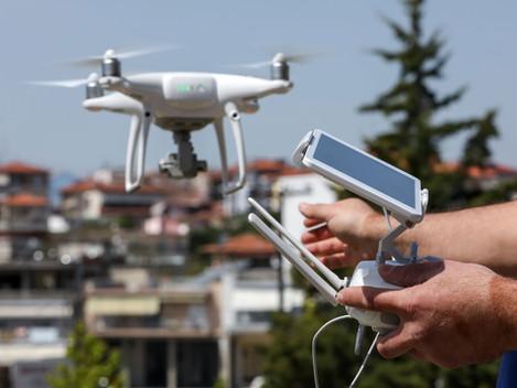 Vehículos Aéreos No Tripulados (VANT´s) para estudios del territorio