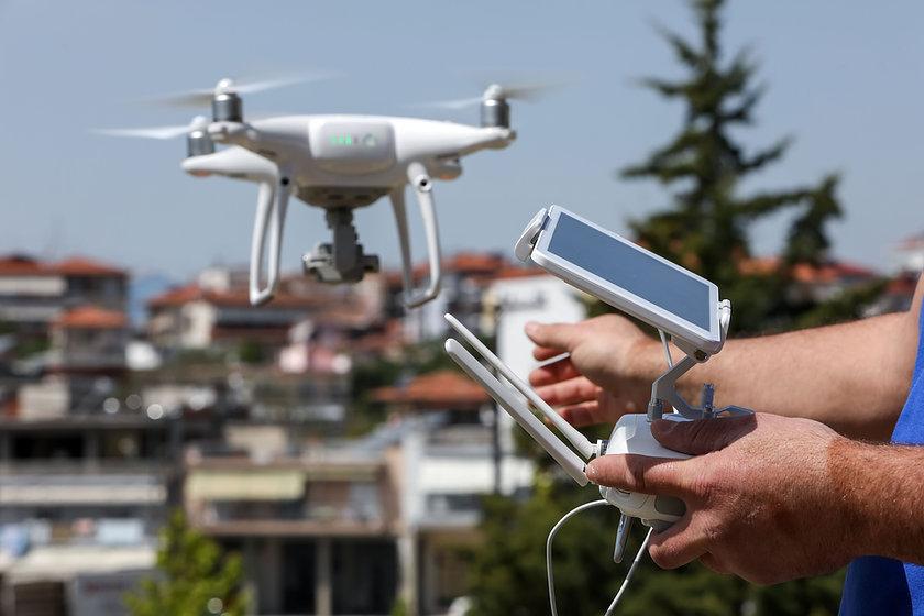 Drone Takeoff