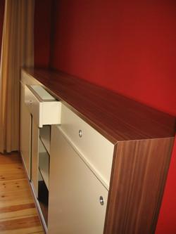 Sideboard Nussbaum/Mdf