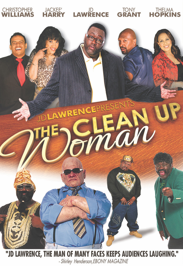 The Clean Up Woman