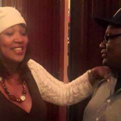 JD Lawrence and Kym Whitley