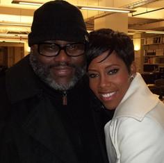 Director JD Lawrence and Director Regina King