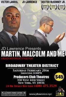 Martin, Malcolm & Me