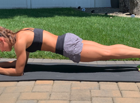 The ULTIMATE Plank Challenge