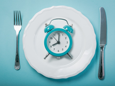 Say No to Intermittent Fasting