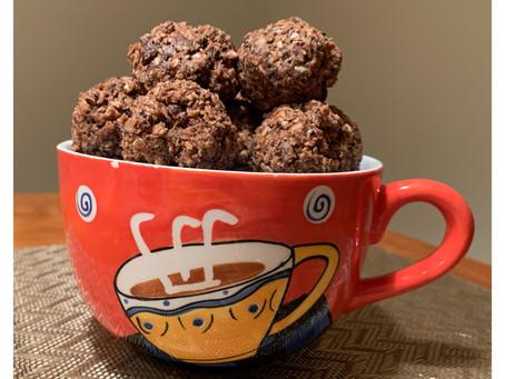 Coffee Energy Balls