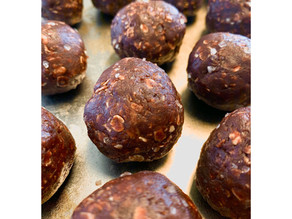 Chocolate PB Balls