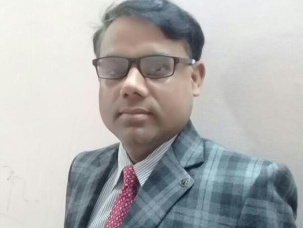 Mrityunjay Kumar Chaturvedi