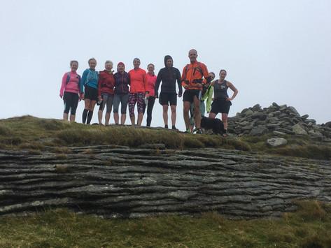 On the highest point on Dartmoor High Willhays