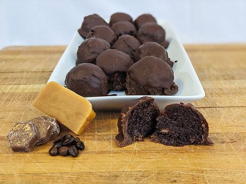 Cake Balls - Salted Caramel & Espresso