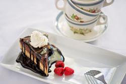 Dessert at Pine Lodge