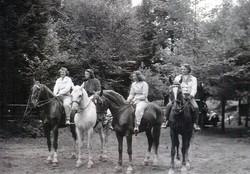 Horseback Riding at Pine Lodge