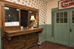 Pine Lodge Front Desk