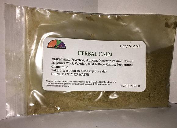 Herbal Calm 1 oz