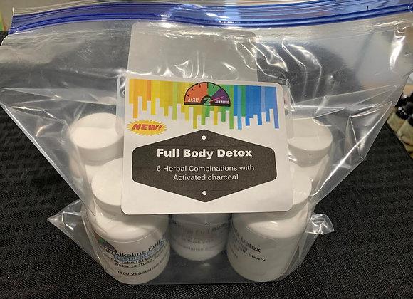 Acid 2 Alkaline Full Body Detox