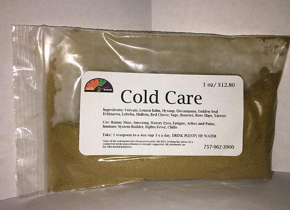 Cold Care 1 oz