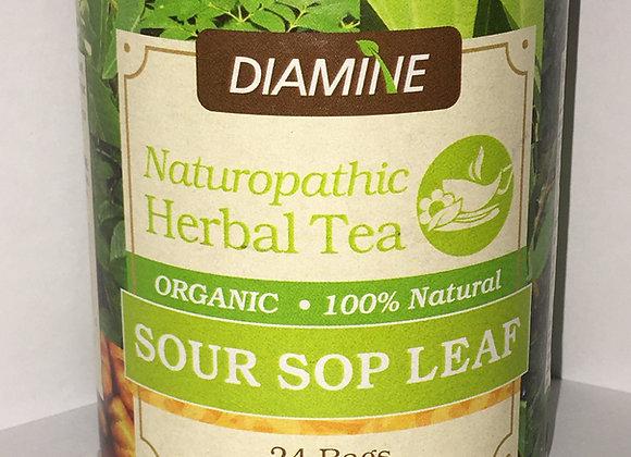 Sour Sop Leaf Tea