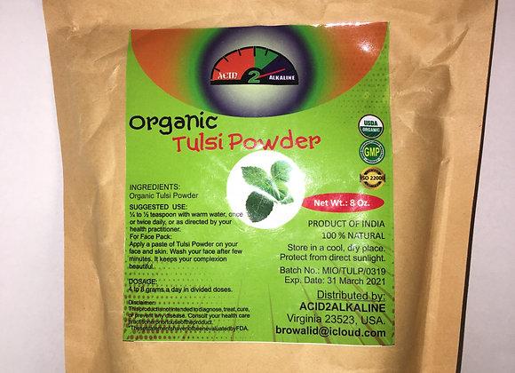 Organic Tulsi (Basil) Powder