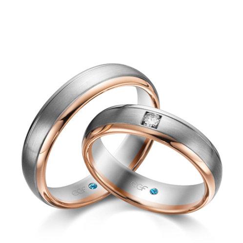 EGF trouwringen