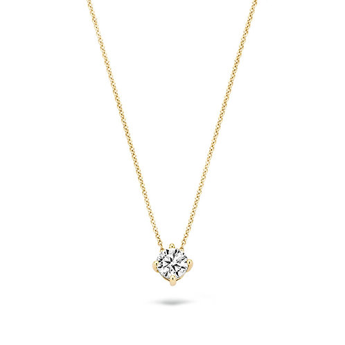 Blush Collier Zirconia