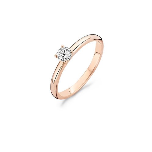 Blush Ring Zirconia