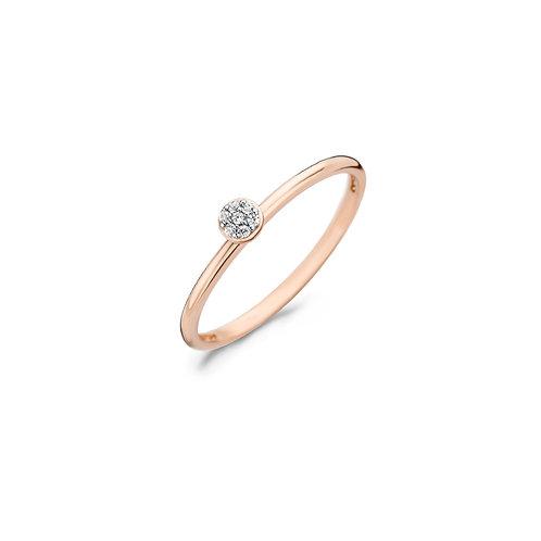 Blush Ring Zirconia