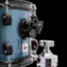Bass Drum Mounted Tom