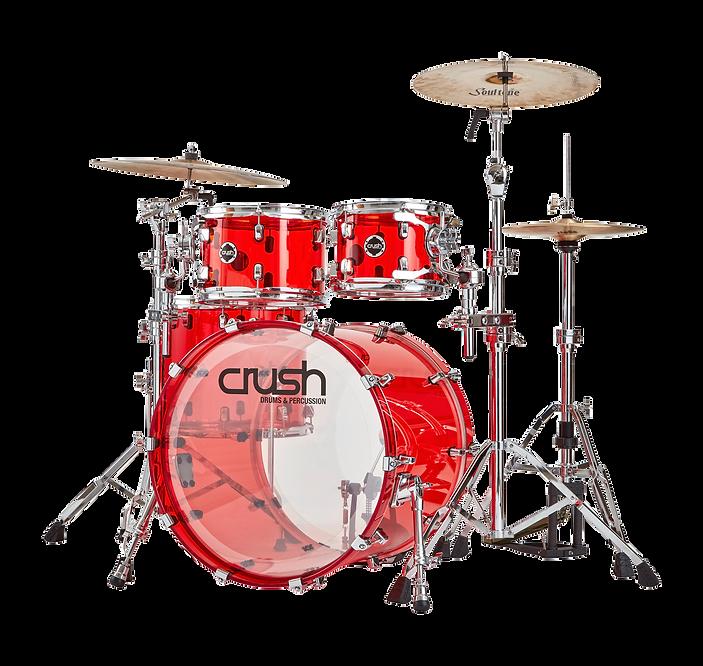 Acrylic Drum Kit