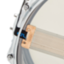 Hybrid Carbon Steel and Brass Snare Wires