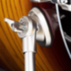 Two Position Bass Drum Spur