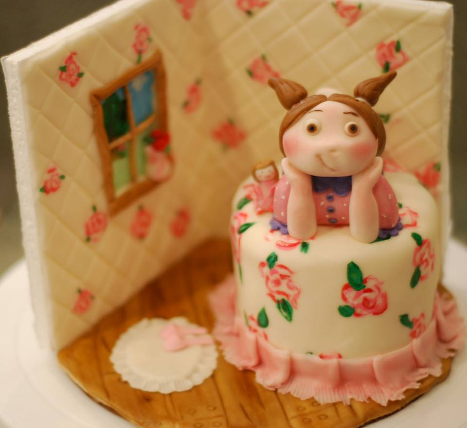 #minicake