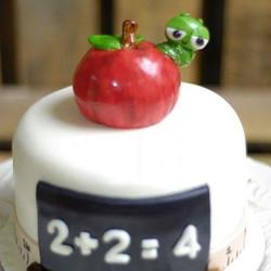 #teach #apple #cake