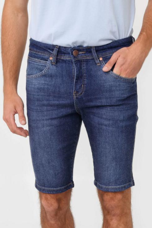 Bermuda Jeans Wrangler