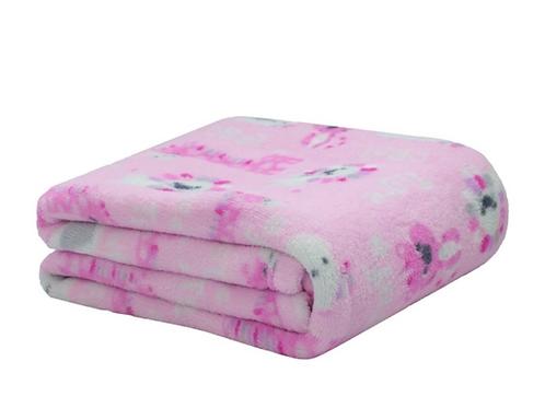 Cobertor Manta Bebê Microfibra