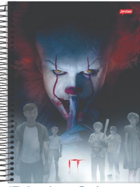 Caderno It a Coisa 10 Matérias