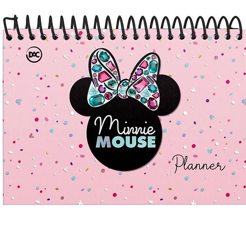 Planner Permanente Minnie com Espiral