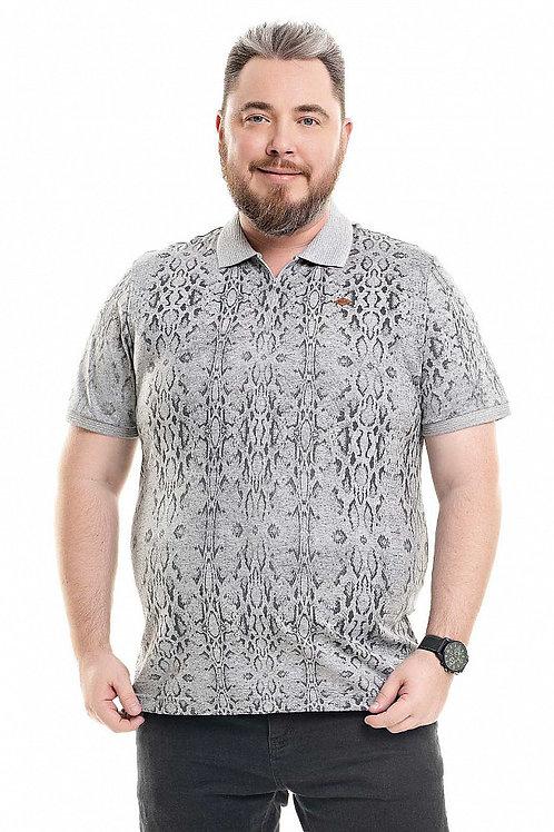 Camiseta Animal Print Polo