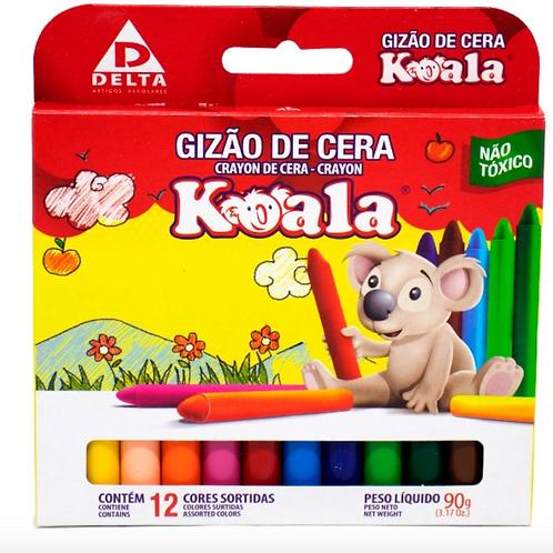 Gizão de Cera Koala
