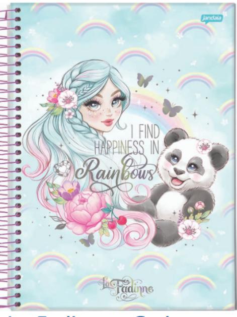 Caderno La Fadinne 15 Matérias