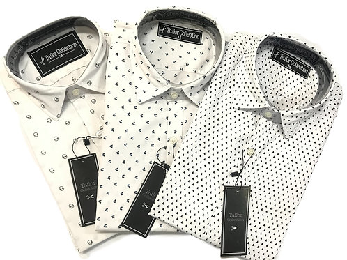 Camisa Social Tailor Collection