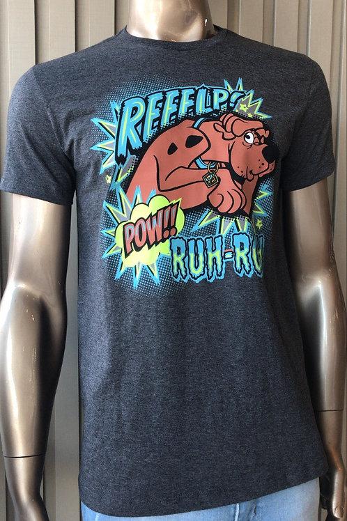 Camiseta Scooby Doo Ruh-Roh