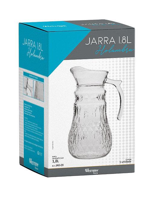 Jarra 1.8L Holambra
