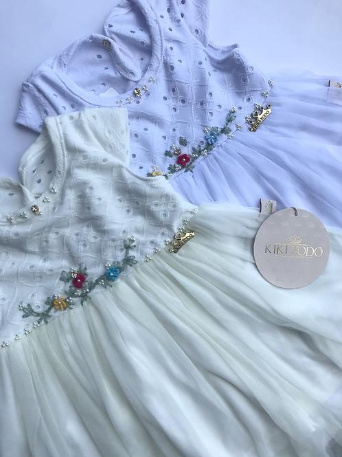 Vestido Tule - Kiki Xodó