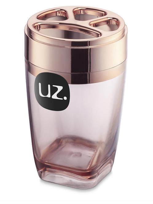 Porta-Escova Premium Rose UZ