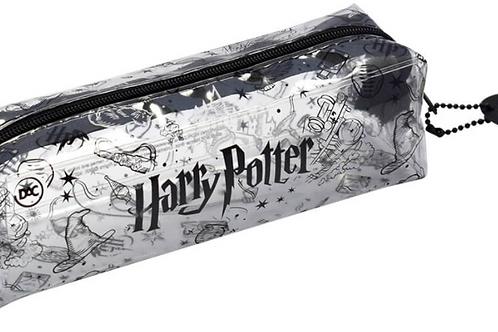 Estojo Harry Potter em Cristal Transparente
