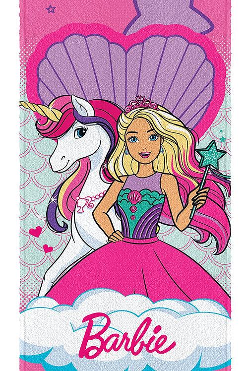 Toalha Kids Barbie