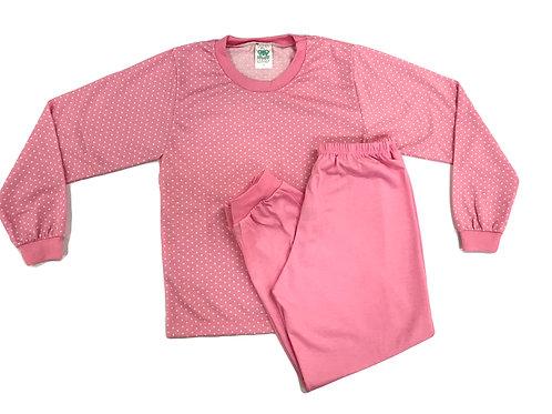 Pijama Fofurinha Kids Feminino - Rosinha