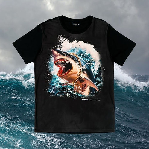 Camiseta Shark Attack