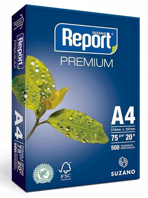 Resma Report A4