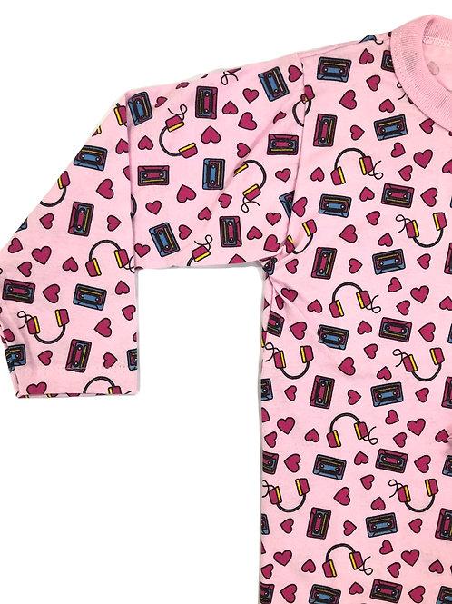 Pijama Mafessoni Feminino Kids Fone